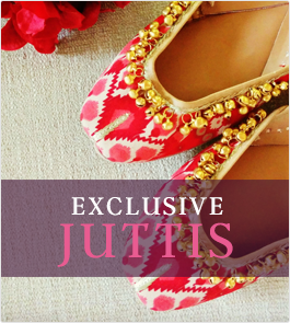 Exclusive Juttis